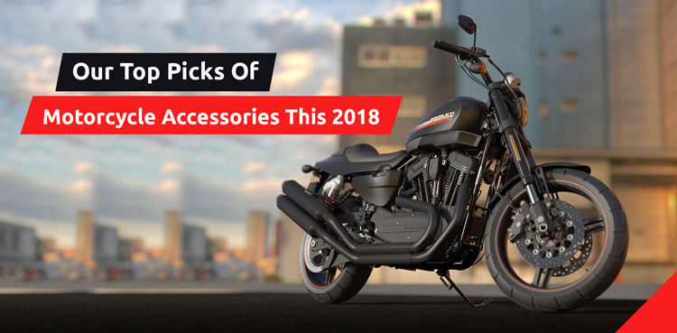Motorcycle Accessories 2018