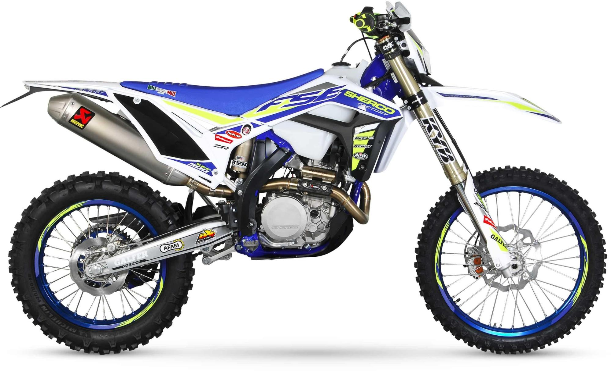Sherco 500 SEF Factory MY19